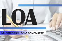 Aprovado Projeto de Lei Orçamentária para 2019